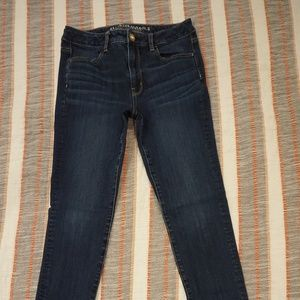 American Eagle High-Rise Jegging Jeans